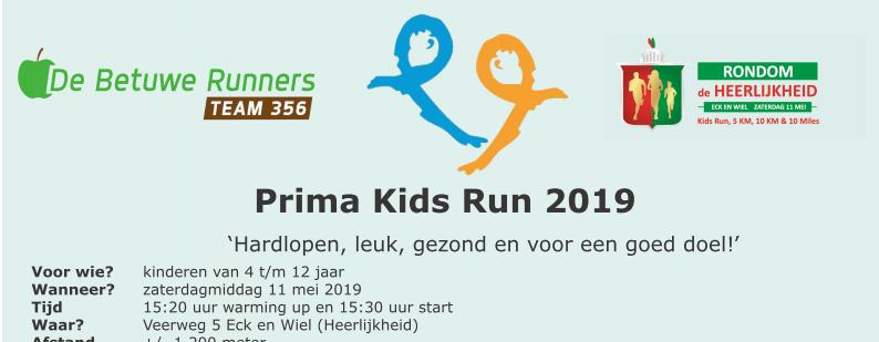 Flyer Kids Run