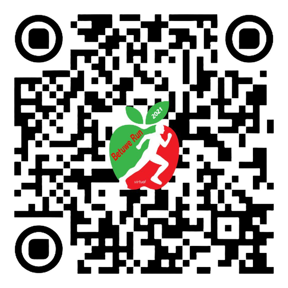 QR-code voor inschrijven